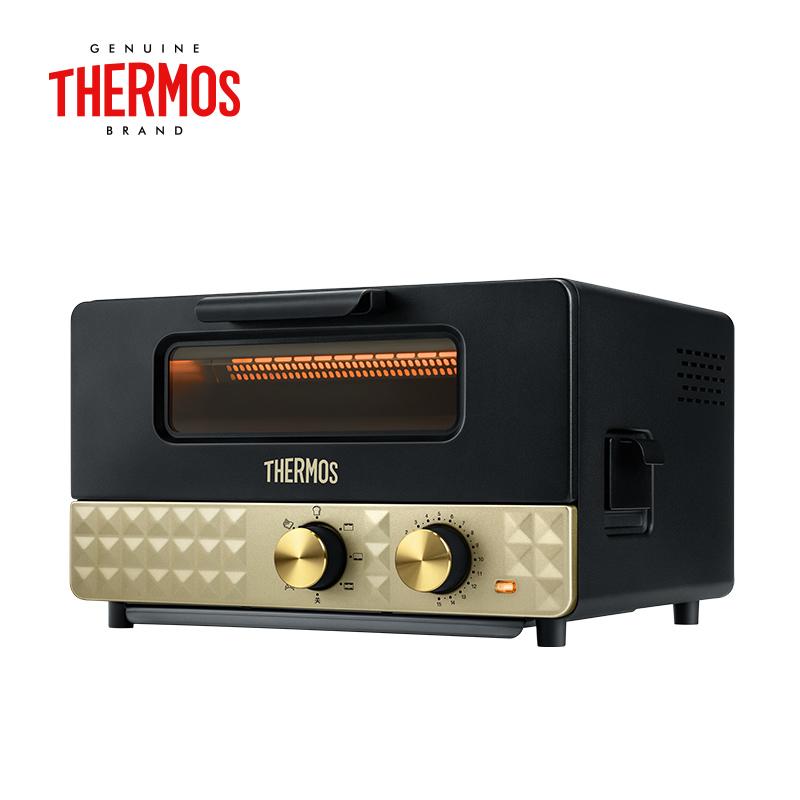 THERMOS/膳魔师 EHA-5111A 蒸汽烤箱 家用小烤箱电烤箱 家用 烘焙
