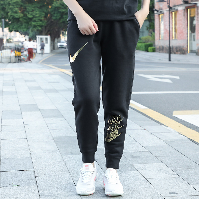 Nike耐克 19冬季新品女子运动休闲长裤 BV5034-010