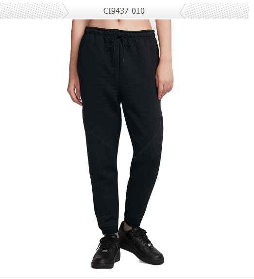 Nike耐克19冬季新品女子休闲运动长裤CI9437-010