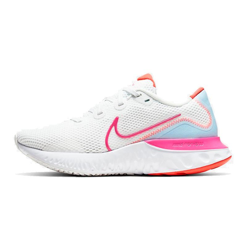 NIKE耐克2020夏季新品女子RENEW RUN休闲运动跑步鞋CK6360-100