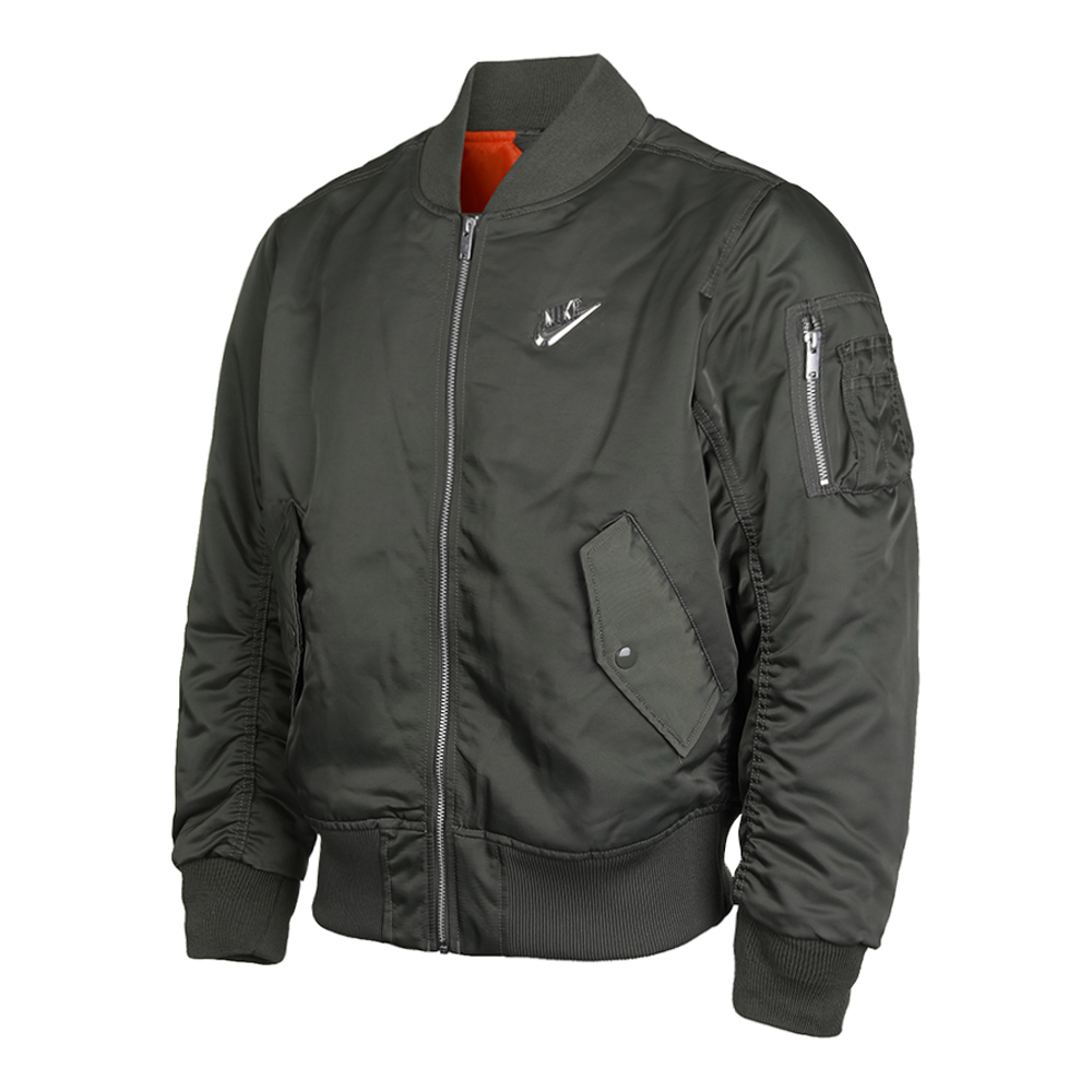 Nike耐克2020男子AS M NSW PUNK BOMBER JACKET棉服CZ1671-380