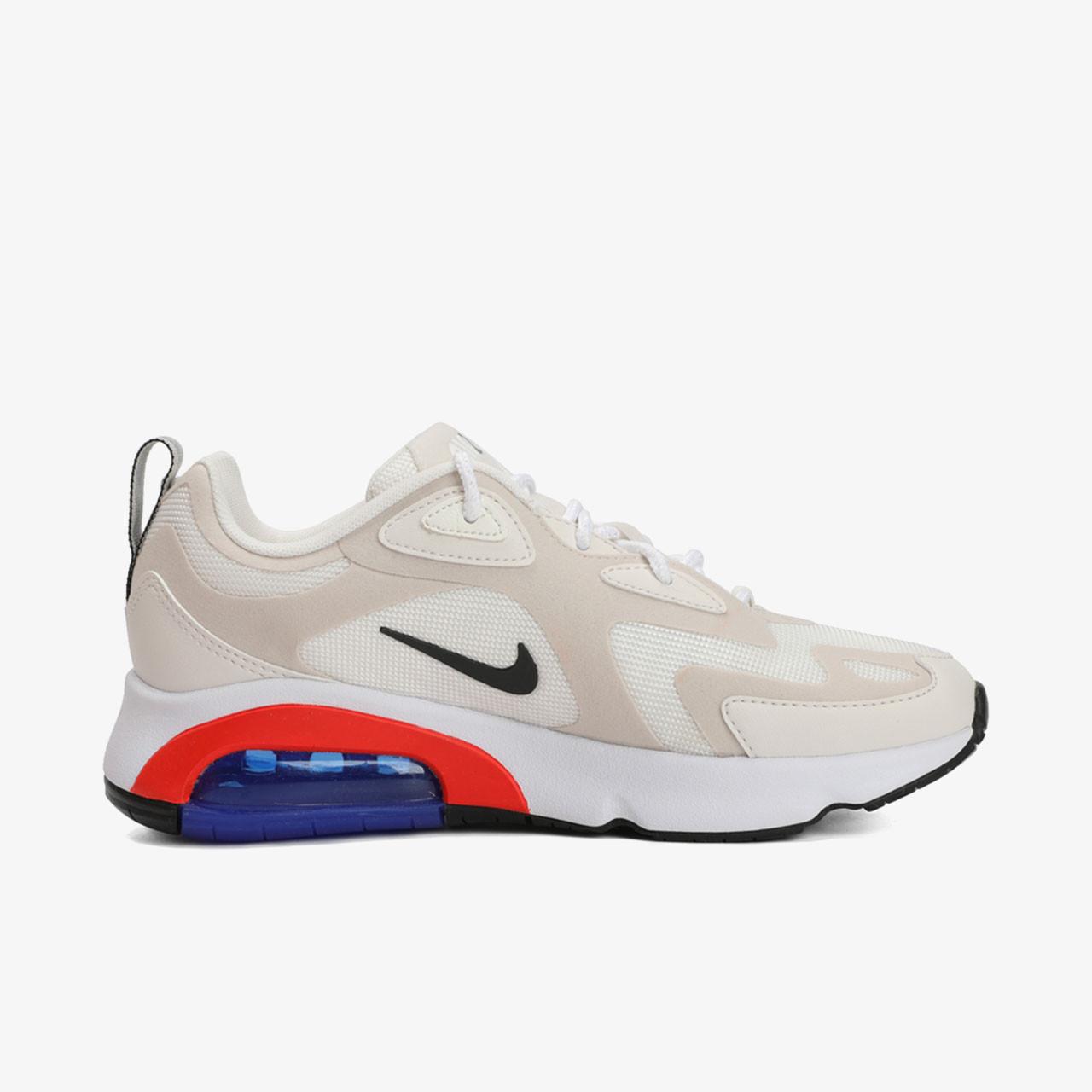 Nike耐克2020年女子W AIR MAX 200休闲鞋AT6175-100