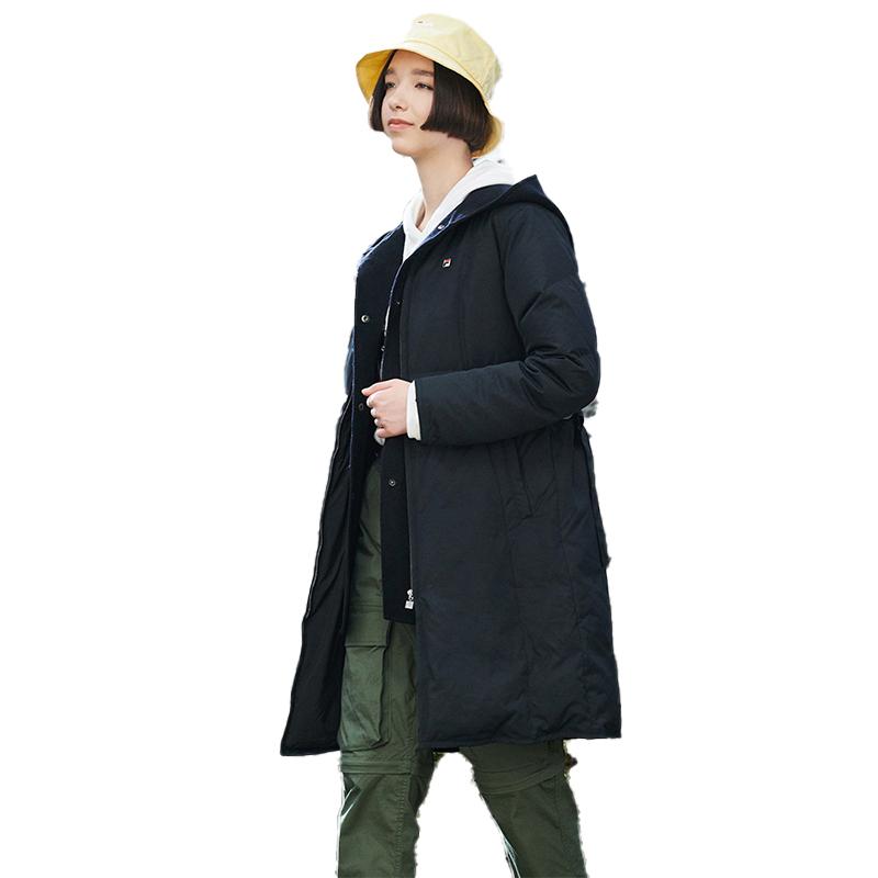 FILA/斐乐2020冬季新款女装休闲时尚羽绒服F11W048934F