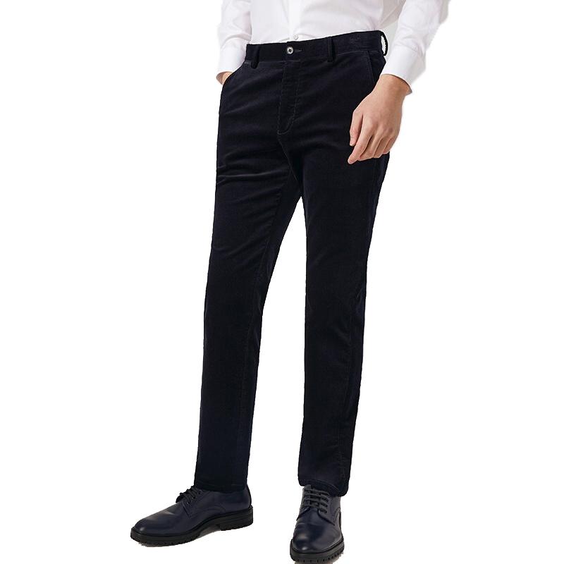 九牧王Joeone 男标准版休闲裤 JB1954333