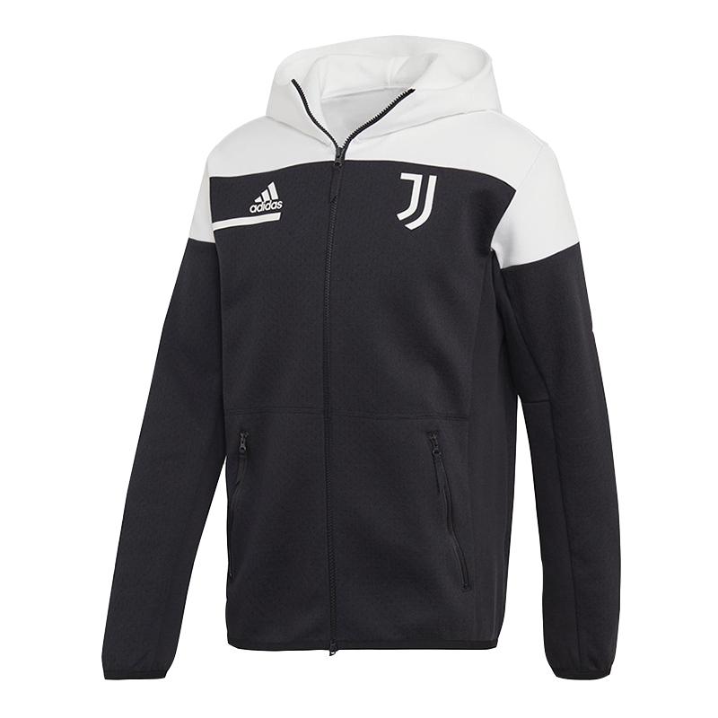 adidas阿迪达斯20冬季男子足球运动夹克外套 GN5452