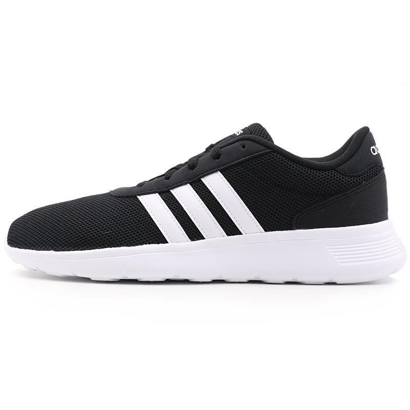 Adidas阿迪达斯生活女鞋2020冬季新款网面运动鞋减震跑步鞋B28141