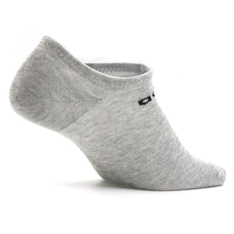 阿迪达斯袜子男袜女袜2020短袜DN4437(灰色)DN4435(白色)