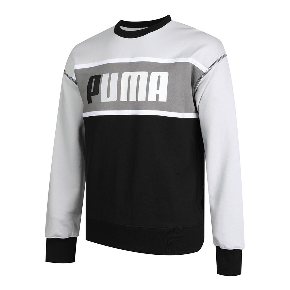 PUMA/彪马 2020年新款男子生活系列针织卫衣/套头衫53071001