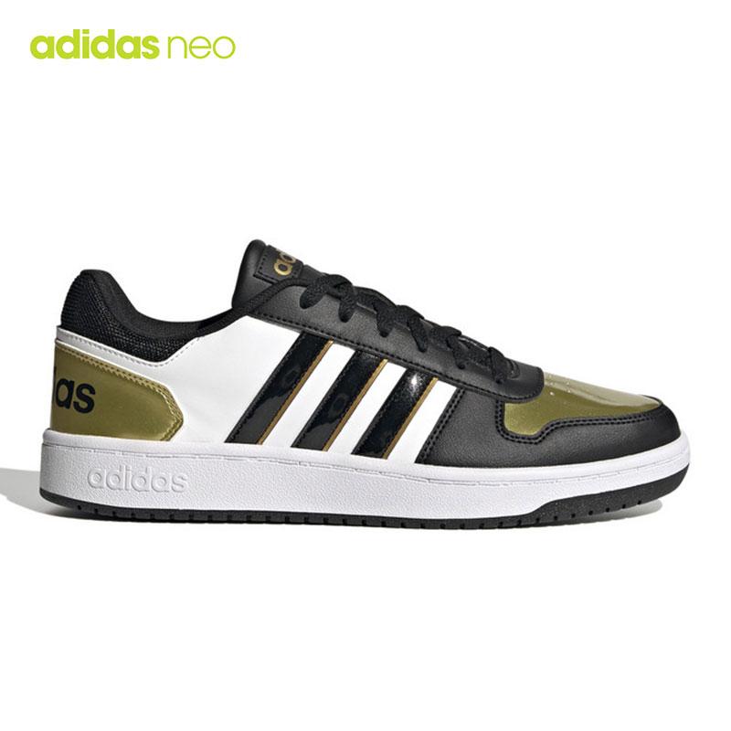 adidas阿迪达斯生活NEO 21春季男鞋休闲鞋板鞋H01196