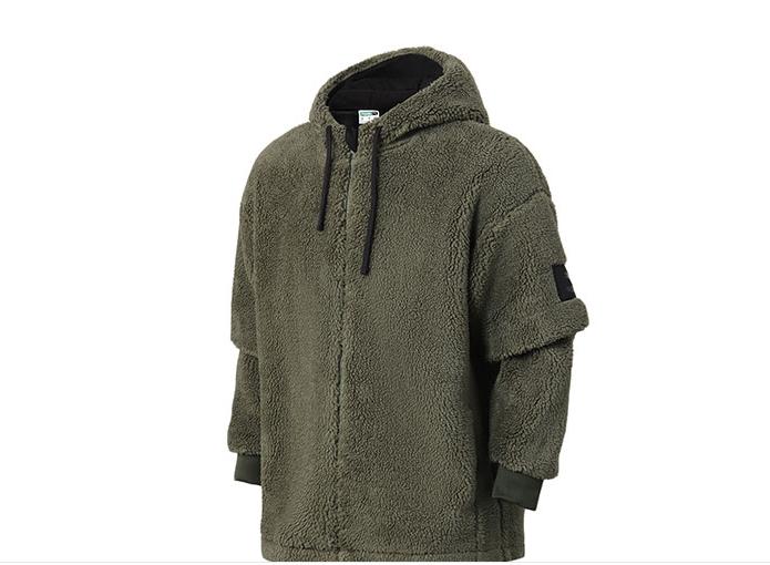 PUMA/彪马 2020年新款男子生活系列羊羔绒带帽外套53027164