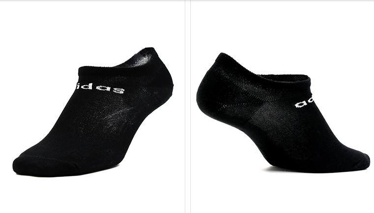 Adidas阿迪达斯袜子男袜女袜2020春秋冬运动袜船袜隐形袜DN4436
