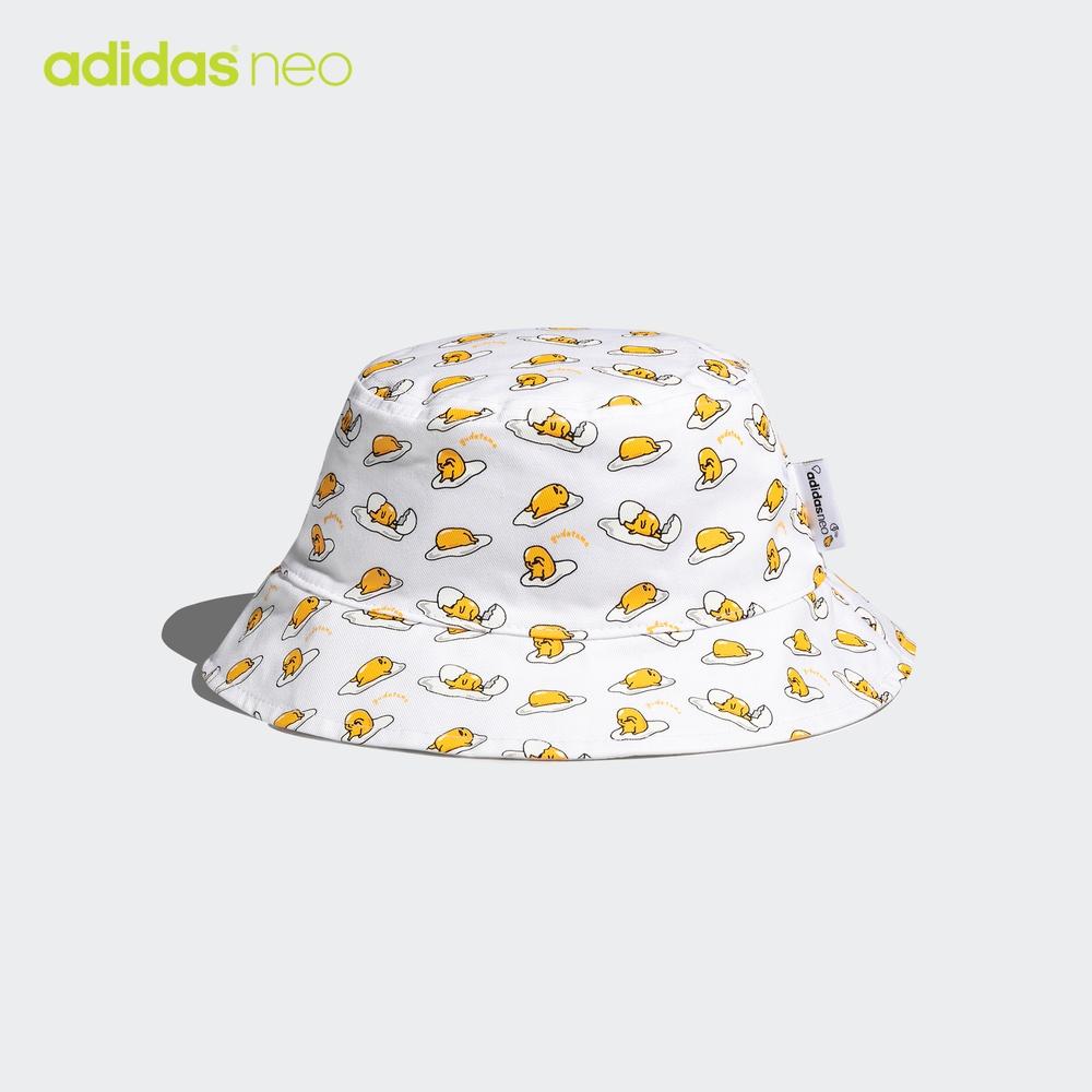 阿迪达斯官网adidas neo蛋黄哥联名男女运动帽子GM0137 GM0138