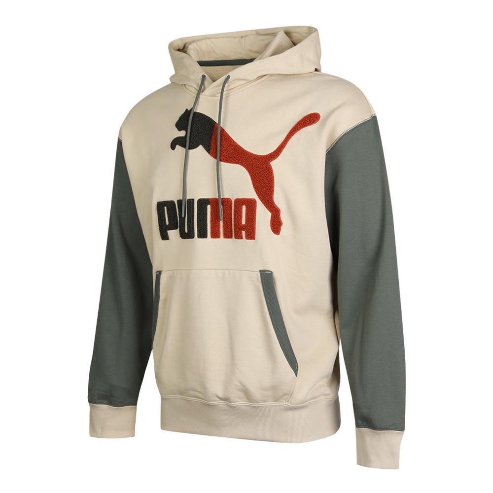 PUMA/彪马 2020年新款男子生活系列针织卫衣卫衣/套头衫53070912