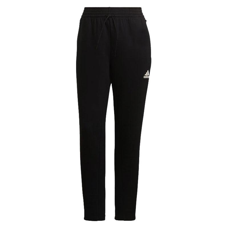 阿迪达斯女裤2021春季新款女子运动裤W SP Pnt训练长裤GL9489