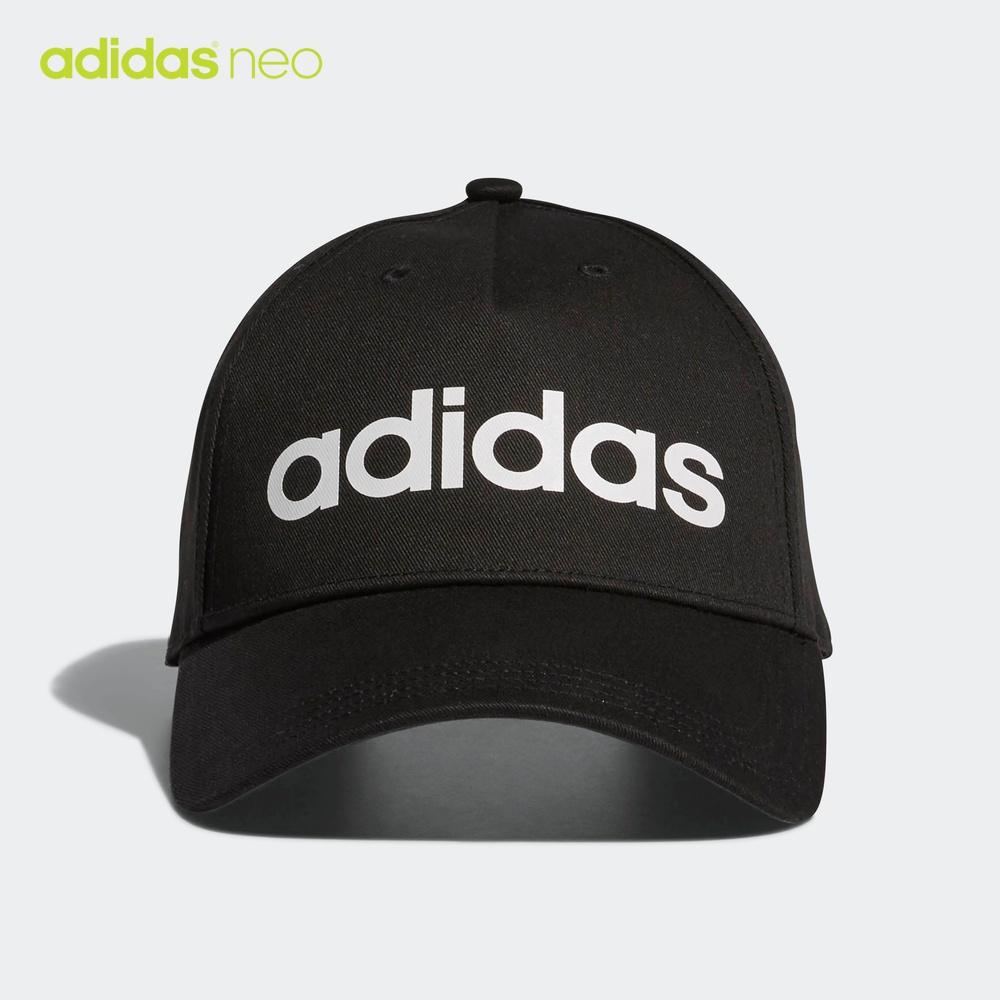 阿迪达斯官网 adidas neo DAILY CAP 男女运动帽子DM6178