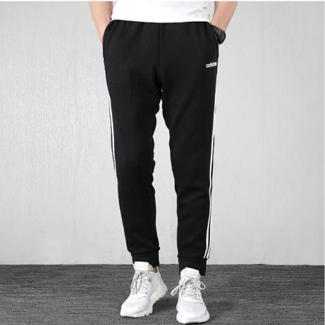 Adidas阿迪达斯运动裤男2020冬季新款束脚休闲训练跑步长裤DQ3095