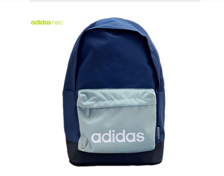 ADIDAS阿迪达斯NEO2021春季男女运动休闲双肩包背包 GN1983