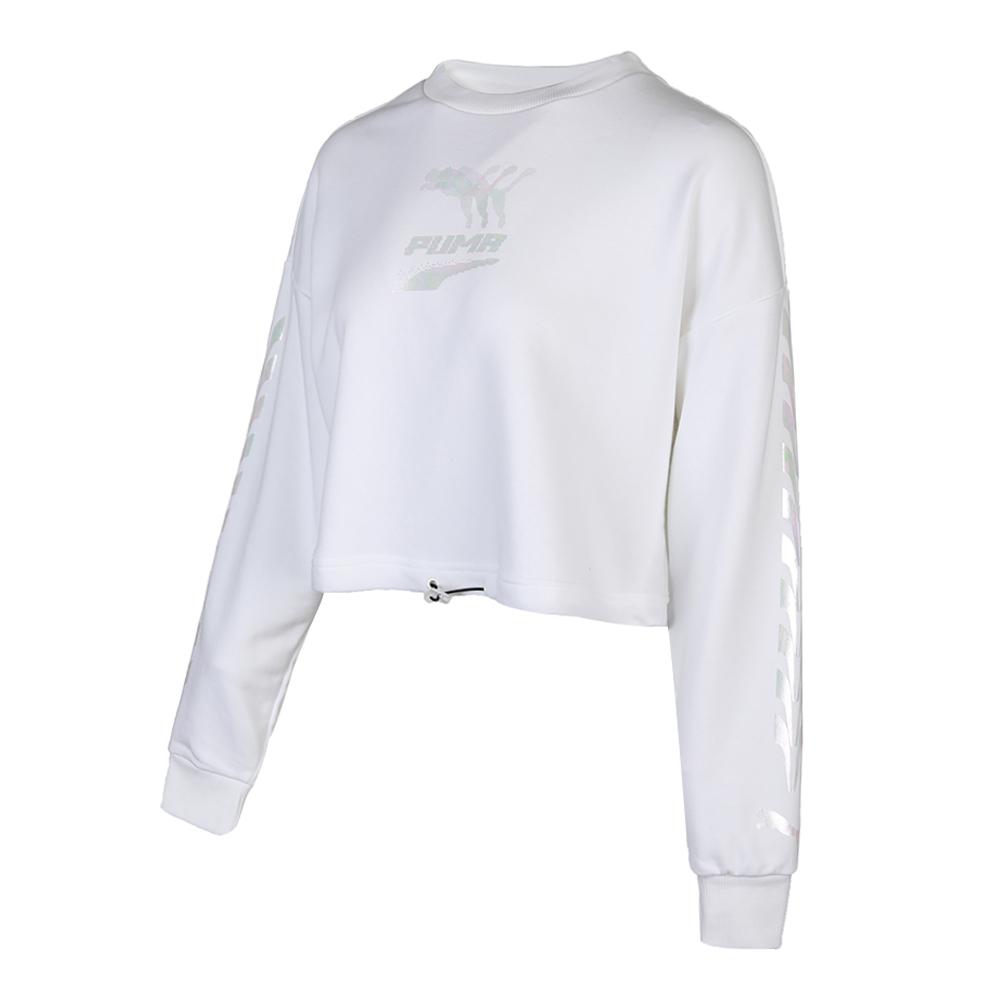 PUMA彪马 2020年新款女子生活系列针织卫衣59917402