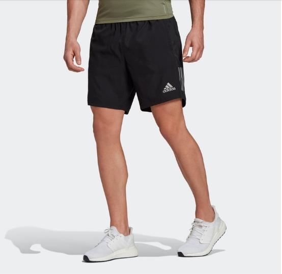 阿迪达斯官网adidas 男装夏季跑步运动短裤 FS9807