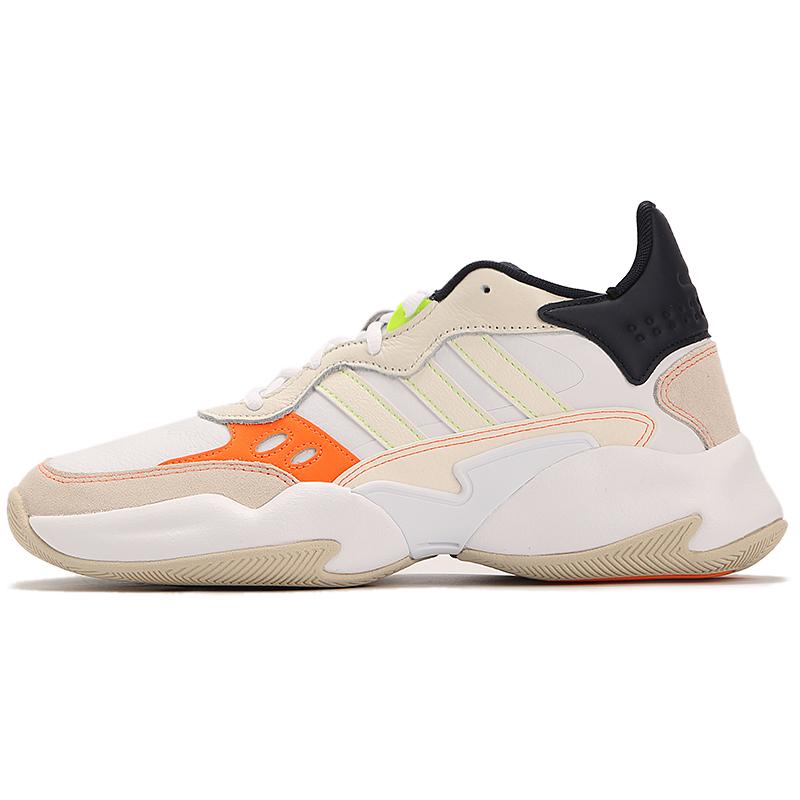 Adidas阿迪达斯生活男鞋2020冬季新款运动鞋轻便休闲鞋保暖鞋子FX9612